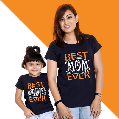 Mom Daughter T-Shirts