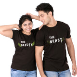 The Beast and Beauty T-Shirts