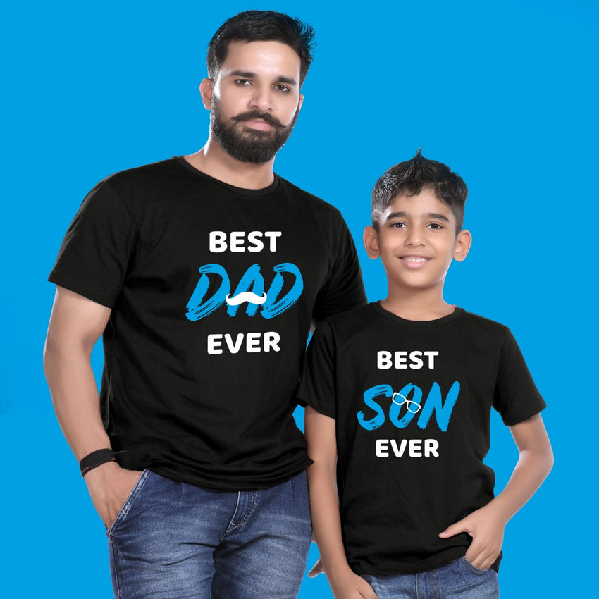 Dad and Son T-Shirts