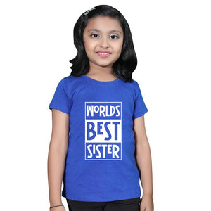 World best sister T-Shirts