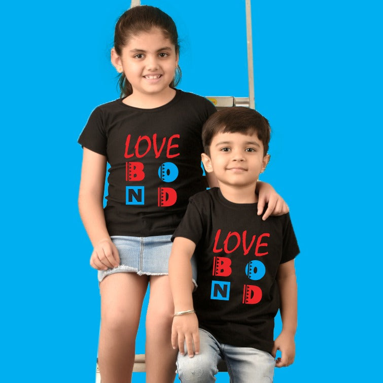 love bond sister tees