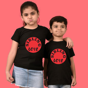 Sibling Love T-Shirts