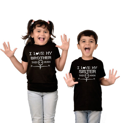 Matching Brother Sister T-Shirts