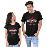 Rockstart Brother Sister T-Shirts