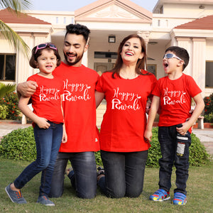 Happy Diwali,Matching family t-shirt