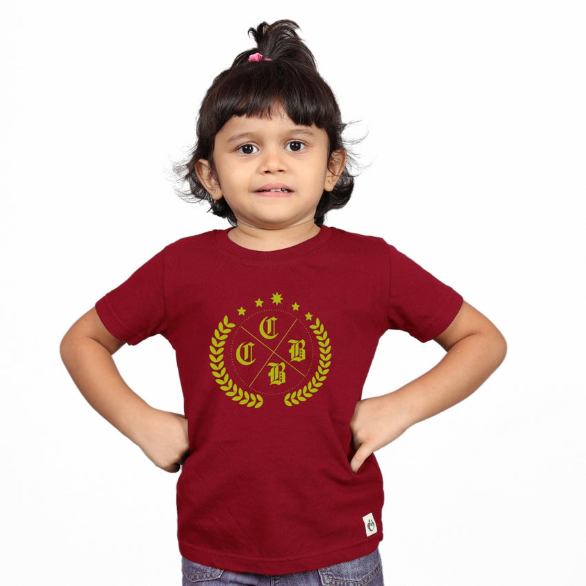 Maroon Daughter Tshirt