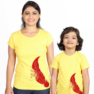Mom & Daughter Tshirt