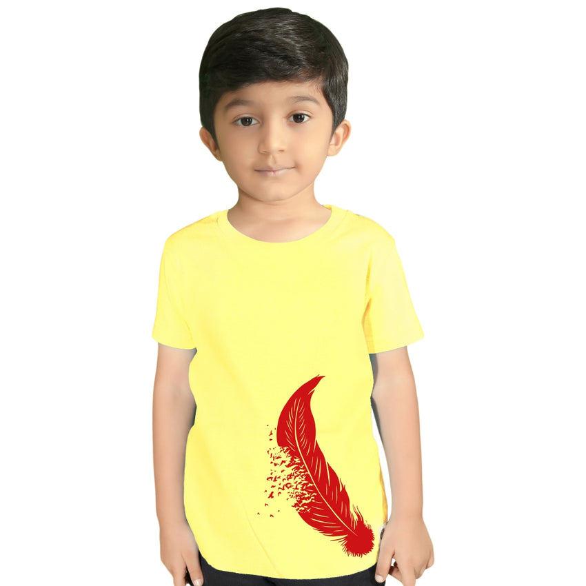Yellow Family Tshirt