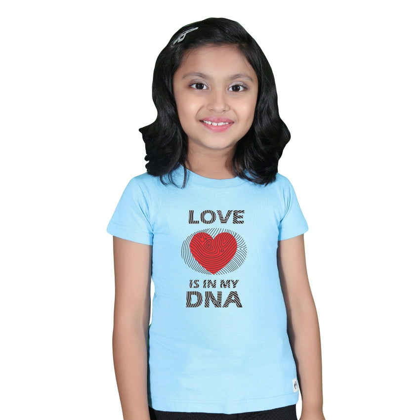 Love DNA Daughter T-Shirts
