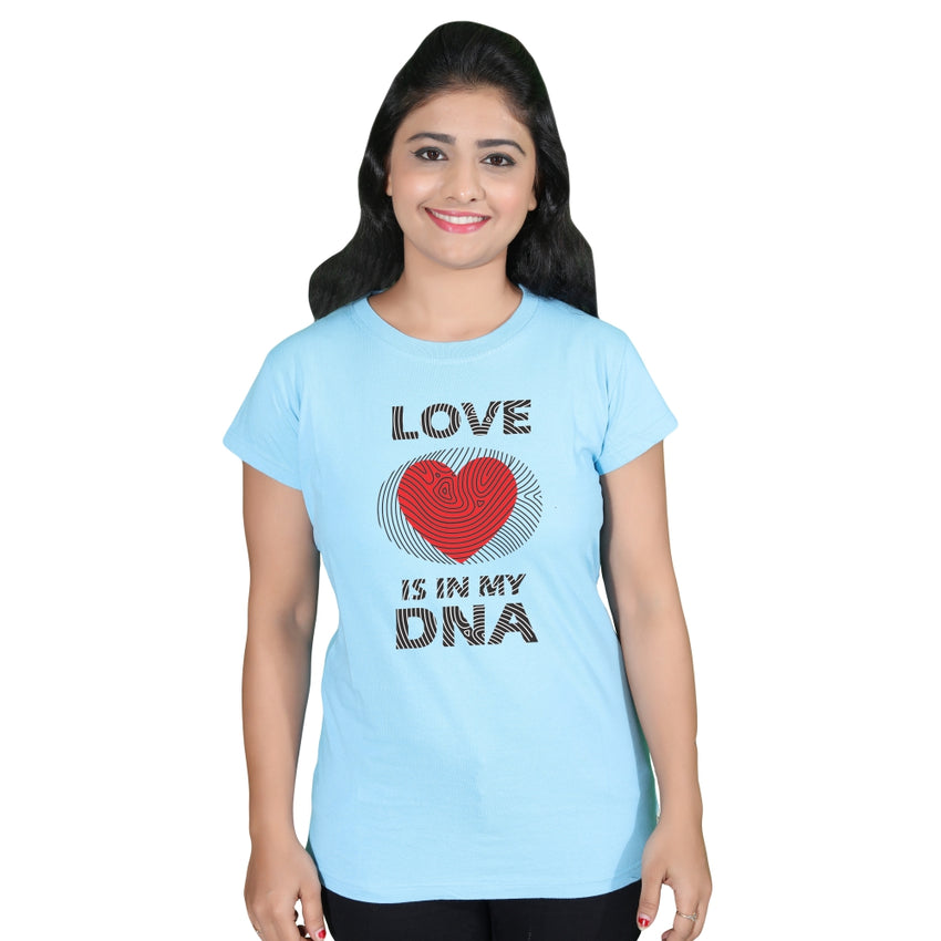 Love DNA Mom T-Shirts
