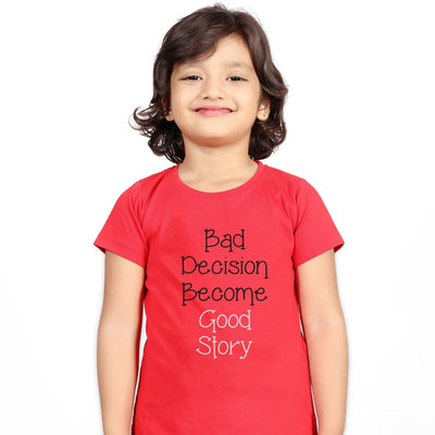 Bed Decision Become Good Story Daughter