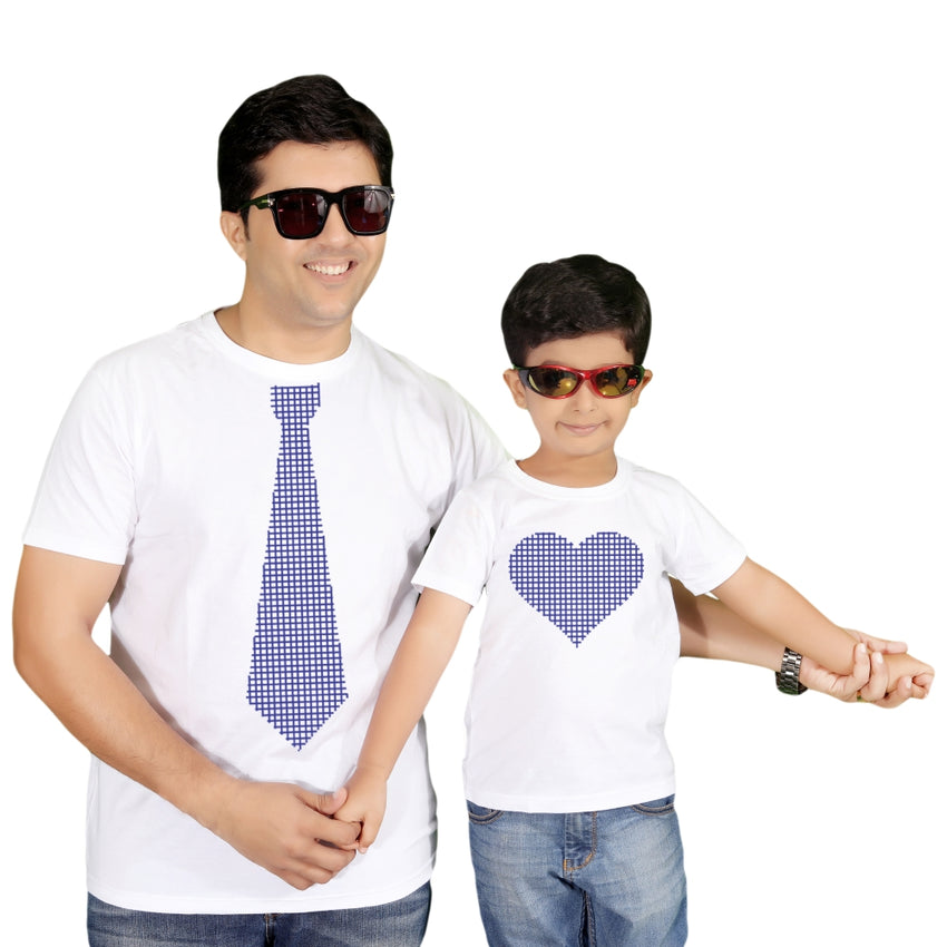 Dad & Son Tshirt