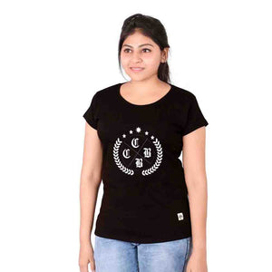 Olive leaf mother black matching tees