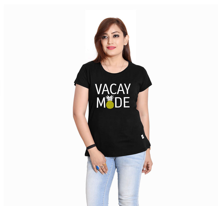 vacay-mode-mother -matching-black-tees