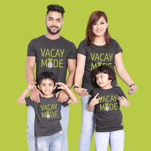 Vacation Mode Family T-Shirts