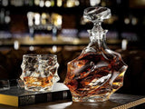 The Emperor Crystal Whiskey Glass