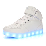 Unisex Lighted Sneakers