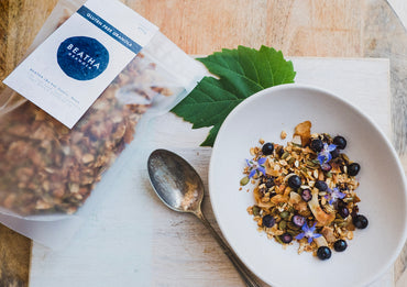 Gluten Free Granola NOW AVAILABLE