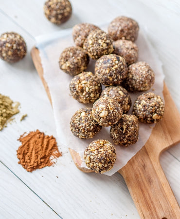 Recipe: Peanut Butter Granola Energy Balls
