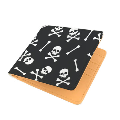 Skulls and Bones Men's Wallet