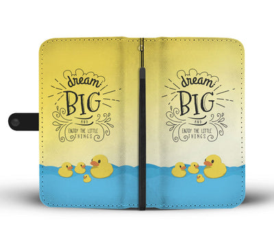 Dream Big Wallet Case