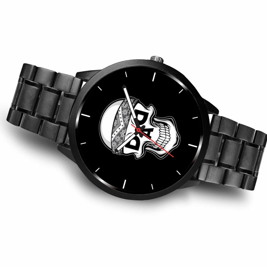 Dad Skulls Custom-Made Watch
