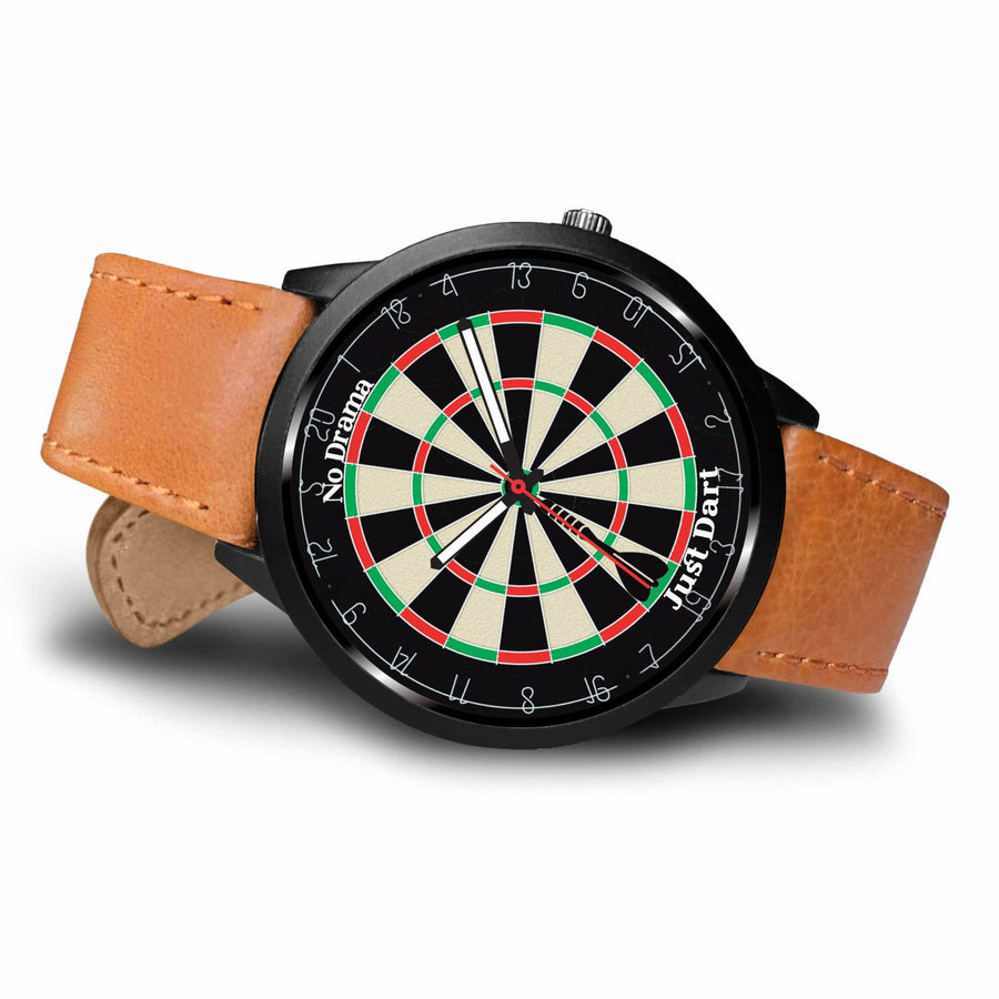 No Drama, Just Dart Custom-Made Watch