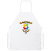 Always On My Mind Forever in My Heart Apron - Autism