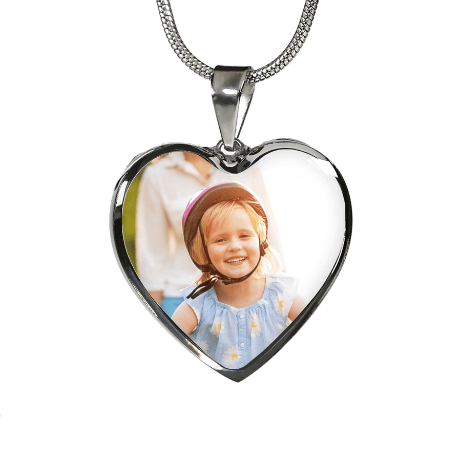 Pup On Your Heart Personalized Luxury Necklace or Bangle