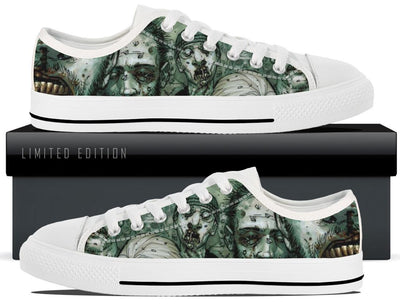 Zombie Men's Lowtop Shoes