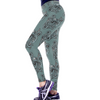 Sugar Skull Squid Leggings