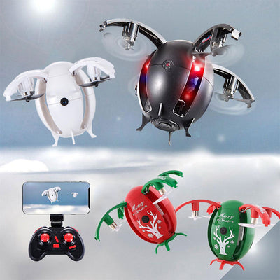 Limited Edition 2018 Flying Egg Quadcopter Drone