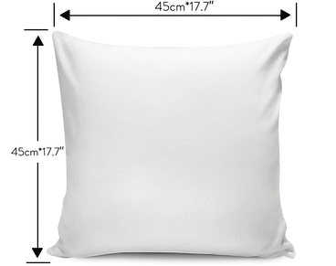 Always on my Mind Forever in my Heart Pillow Cover - Autism