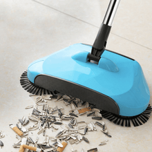 360° Broom Sweeper - No Electricity or Batteries Needed! - Global Dibs