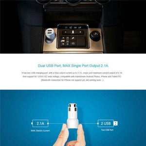 Bluetooth Converter - Turn ANY Car Radio Into a Smart Bluetooth System! (iOS & Android) - Global Dibs