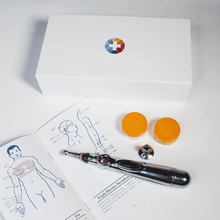 Laser Acupuncture Pen - The Easiest Way To Soothe Pain! - Global Dibs