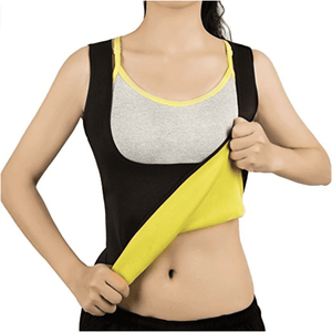 Thermo Sauna Slimming Waist Trainer Vest - Global Dibs