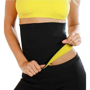 Thermo Sauna Slimming Waist Trainer Waistband - Global Dibs