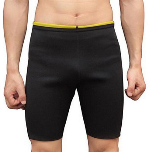 Men's Thermo Sauna Slimming Pants - Global Dibs
