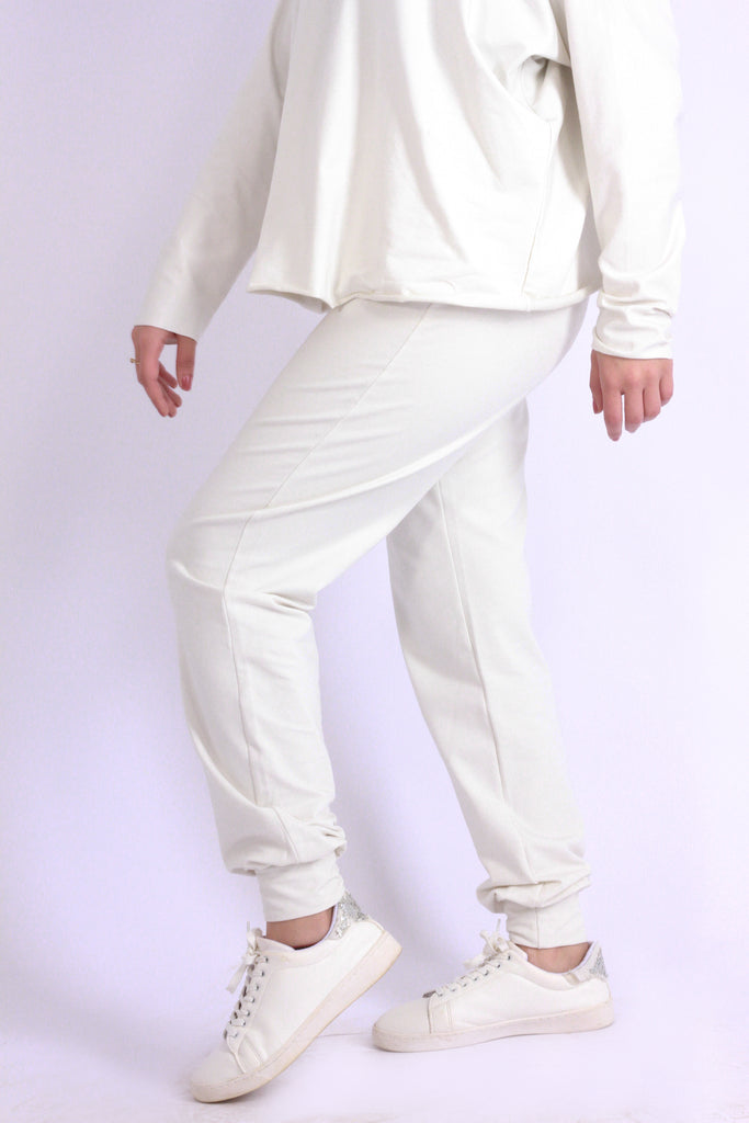 Go Girl Summer Pants Cream