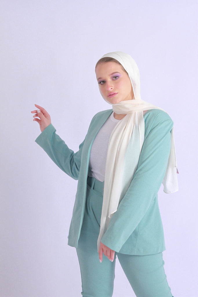 Basic Blazer Mint