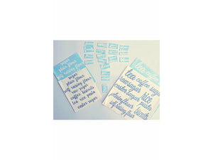 Pantry Labels Pantry Stickers 10 piece set