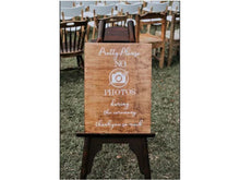 Rustic Plywood Signs