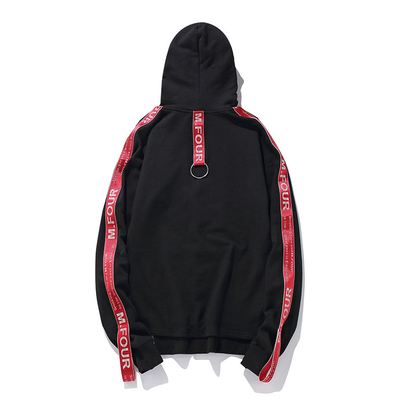 Hip Hop Swag Side Split Hoodies