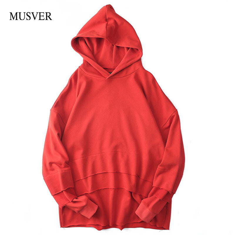 Oversized Hip Hop Style Hoodies