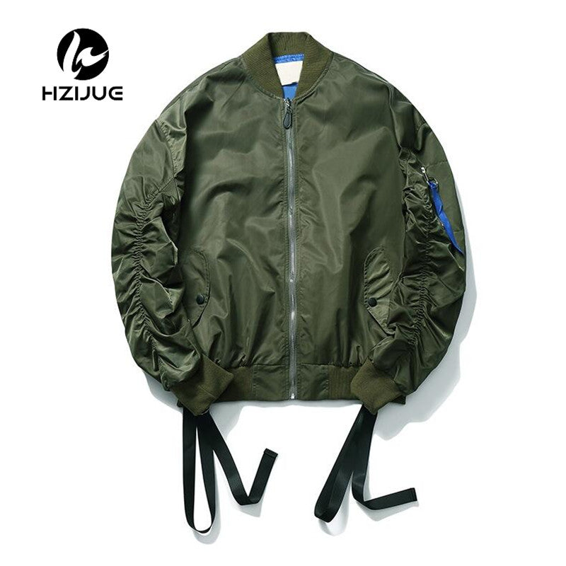 Bottom Ribbons Men's Bomber Jackets