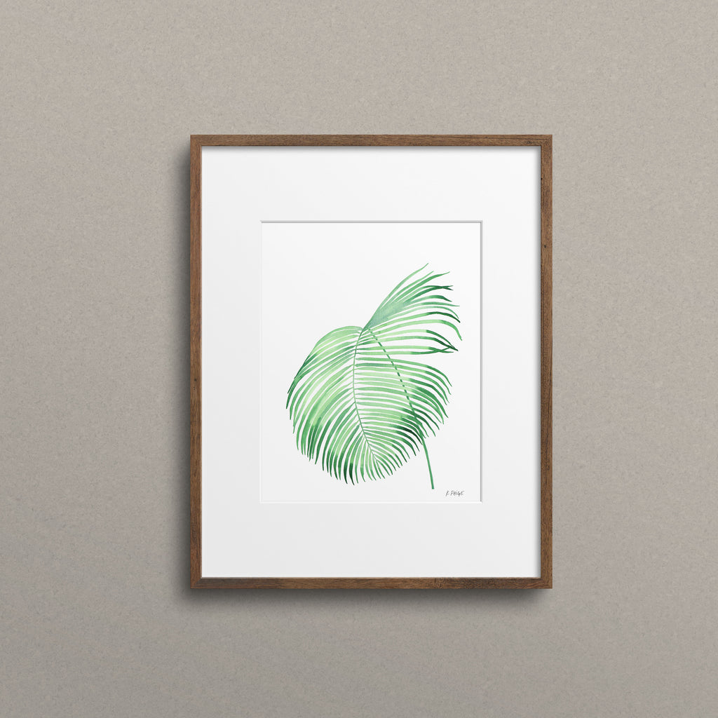 Jungle Palm - K. Paige Art