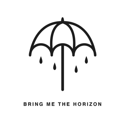 Bring Me The Horizon Murals