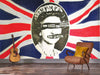 Sex Pistols - God Save The Queen Mural