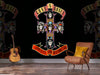 Guns N' Roses - Appetite For Destruction Mural